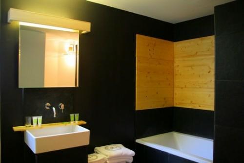 33 Dunkle Badezimmer Design Ideen Schwarze Badezimmer Ideen