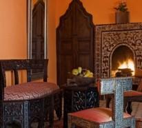 22 marokkanische Wohnzimmer Deko Ideen – Einrichtungsstil aus dem Orient