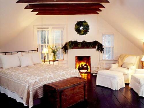 38 tolle und behagliche schlafzimmer im dachgeschoss -praktische ideen, Schlafzimmer design