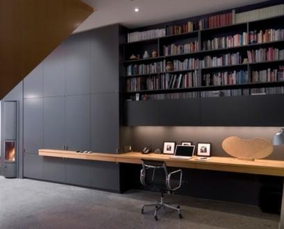 Arbeitszimmer design  Häusliches Arbeitszimmer Design - moderne und stilvolle Ideen