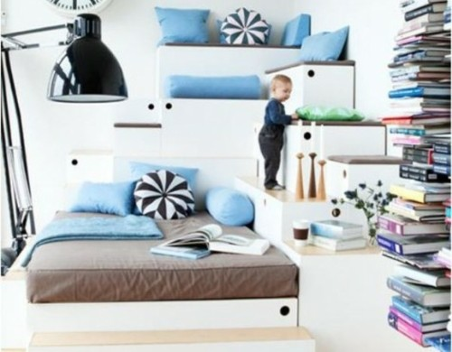 Tolle Kinderzimmer Design Idee Von H2o Architects ...
