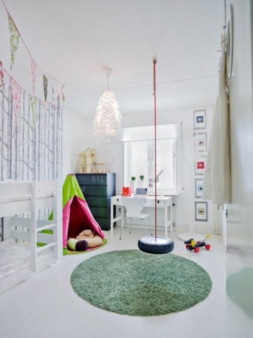 Fantastisch 14 Einzigartige, Eklektische Kinderzimmer Design Ideen ...