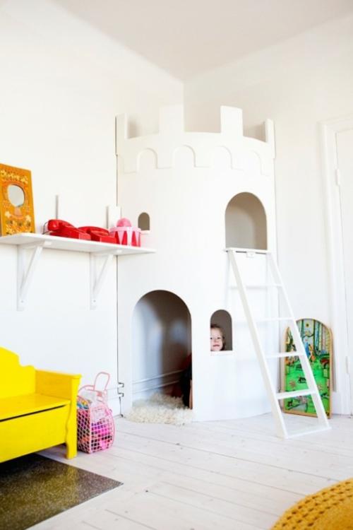 eklektische kinderzimmer design ideen - einzigartiges interieur, Schlafzimmer design