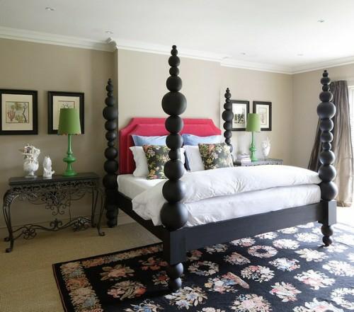 25 Englische Schlafzimmer Interieur Ideen
