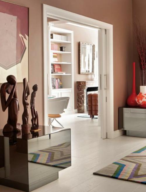 11 exklusive lachsfarbige Interieur Ideen - inspirierend und originell