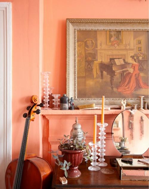 11 exklusive lachsfarbige Interieur Ideen - inspirierend ...