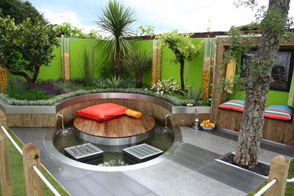 109 Garten Ideen Für Ihre Wunderschöne Gartengestaltung Garten Ideen Tropisch Exotisch Bilder