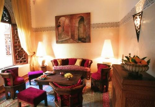 Orientalische Wohnideen Schlafzimmer Wohnzimmer Orientalisch Design