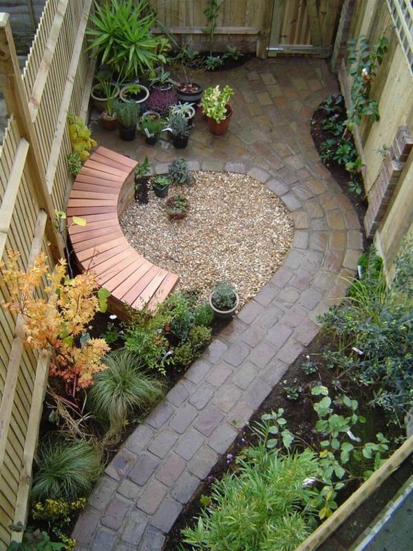 Garten gestalten mit holz  109 Garten Ideen für Ihre wunderschöne Gartengestaltung