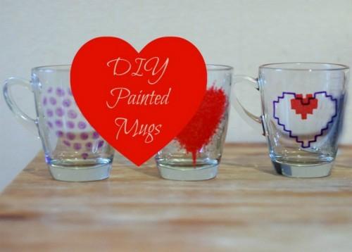 festlich deko idee valentinstag herz liebe