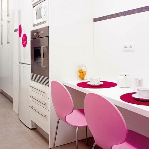 kompakte frühstückstische in der küche - 10 praktische interieur ideen - Stühle Für Küche