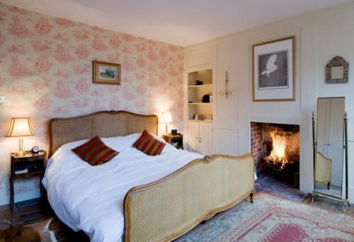 25 englische Schlafzimmer Interieur Ideen - Designer Musterzimmer