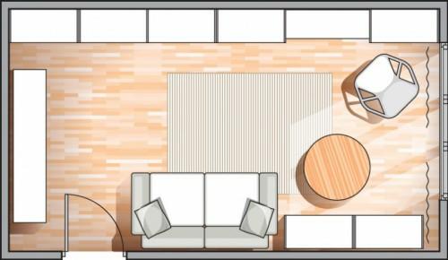 häusliches arbeitszimmer design idee entwurf projekt