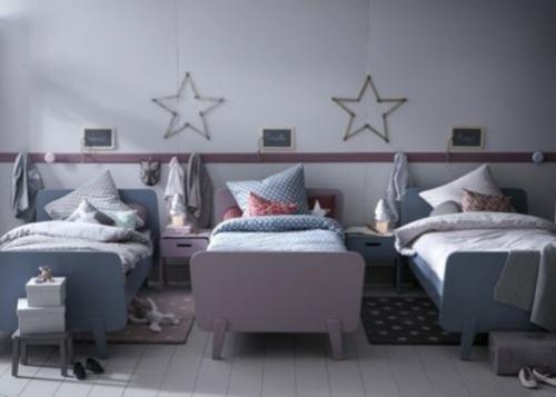 herrliches kinderzimmer design für zwei und mehr kinder - Kinderzimmer Ideen Geschwister