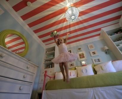 Herrliches Kinderzimmer Design für zwei und mehr Kinder