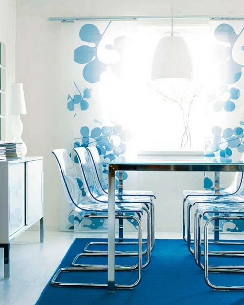 Wohnzimmer ideen vorhange