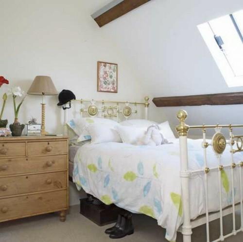 38 Tolle Und Behagliche Schlafzimmer Im Dachgeschoss U2013 Außergewöhnliche  Ideen | Schlafzimmer ...