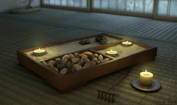 10 japanische deko ideen unsere wohnung im zen stil einzurichten. Black Bedroom Furniture Sets. Home Design Ideas