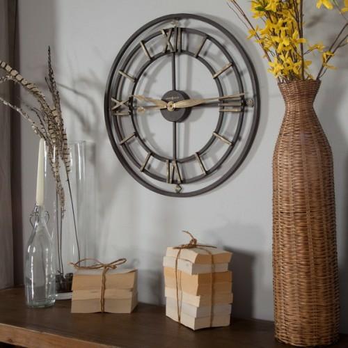 wanduhren aus acryl mit großer anzeige für die veranda | ebay ... - Wanduhr Für Wohnzimmer