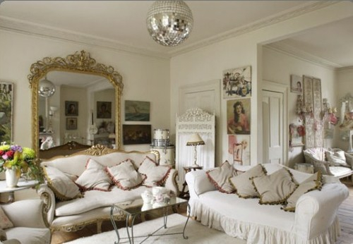 wohnzimmer modern dekorieren aufregende beispiele fr modernes interieur mit discokugeln
