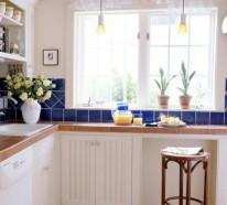 10 kompakte Frühstückstische in der Küche – praktische Interieur Ideen