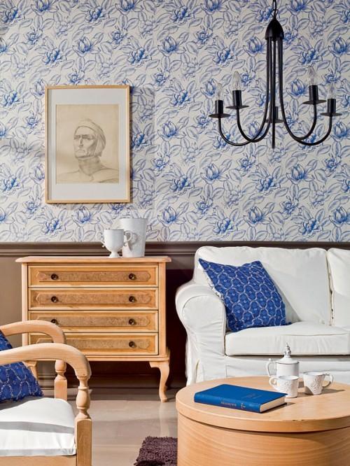 wohnzimmer design voller farbkontraste originelle. Black Bedroom Furniture Sets. Home Design Ideas