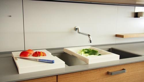kundenspezifische küchensysteme henrybuilt arbeitsplatte