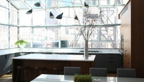 kundenspezifische küchensysteme henrybuilt glas fenster