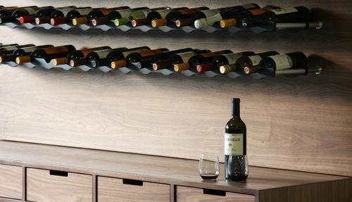 kundenspezifische küchensysteme henrybuilt rotwein flaschen