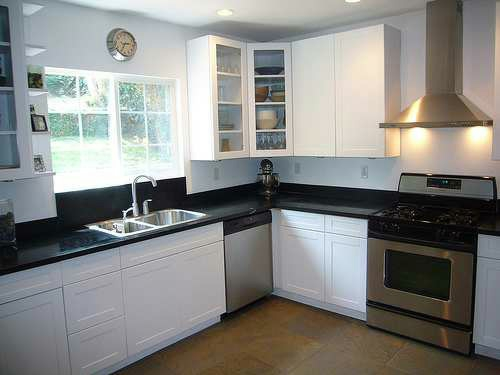 l-förmig wichtige küchen grundrisse flexibel idee interieur