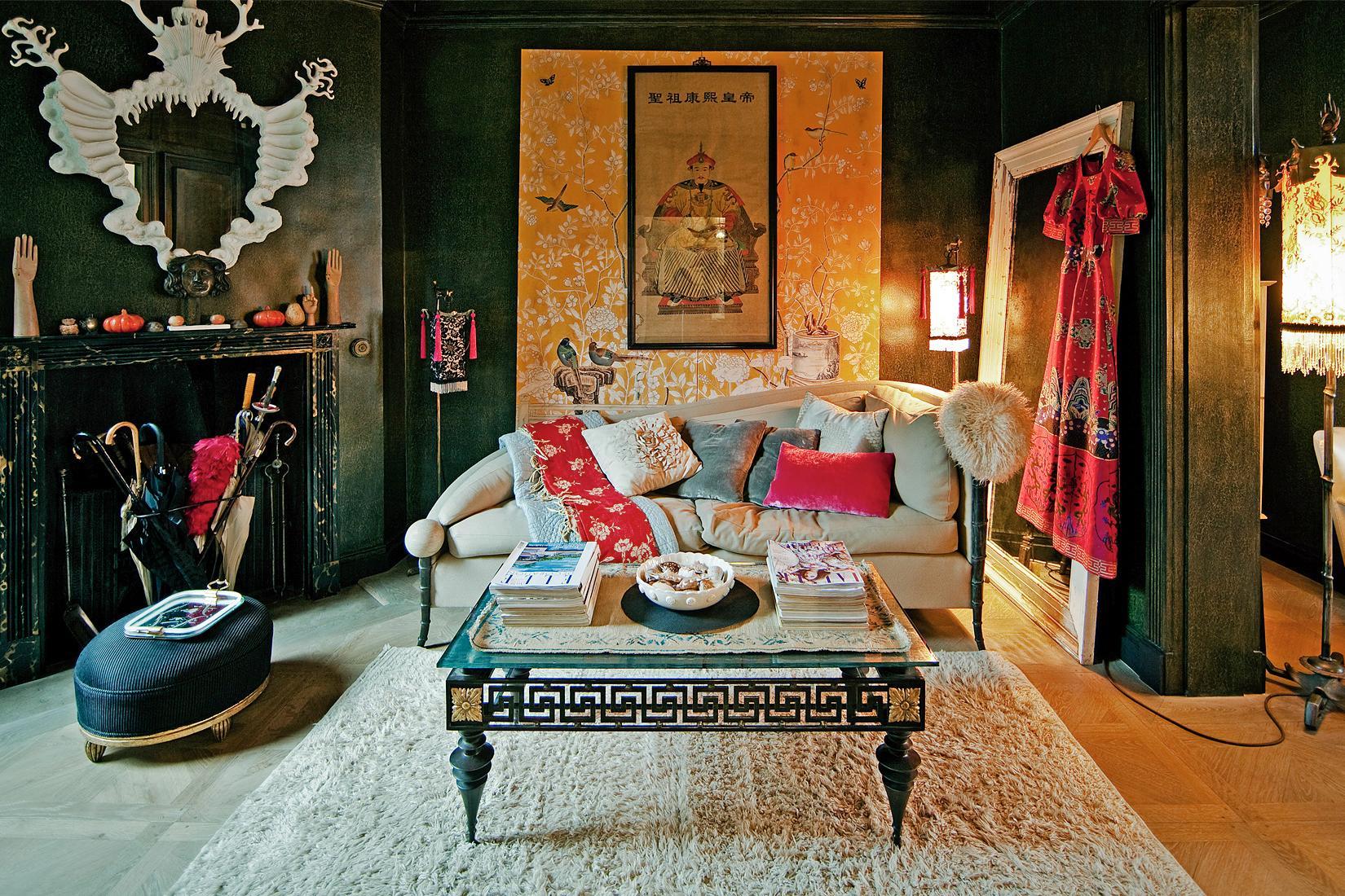 70 moderne, innovative luxus interieur ideen fürs wohnzimmer, Wohnideen design