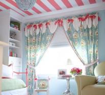 mädchen schlafzimmer im shabby-chic-stil - Shabby Schlafzimmer Rosa