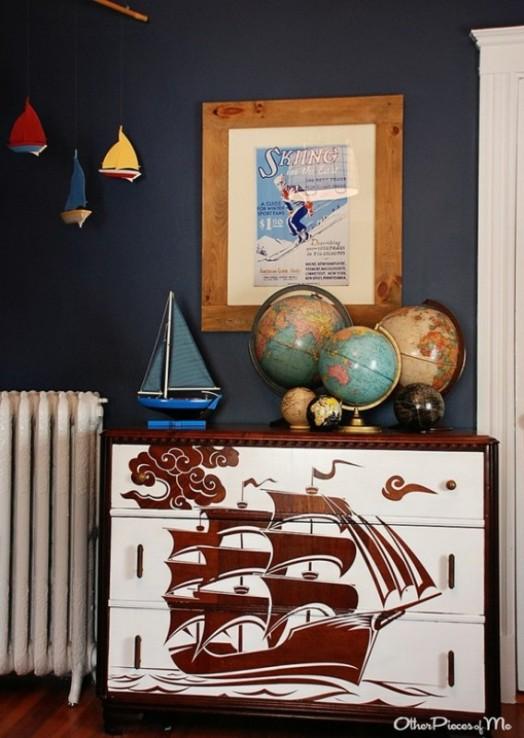 Marine Zimmer Interieurs globus