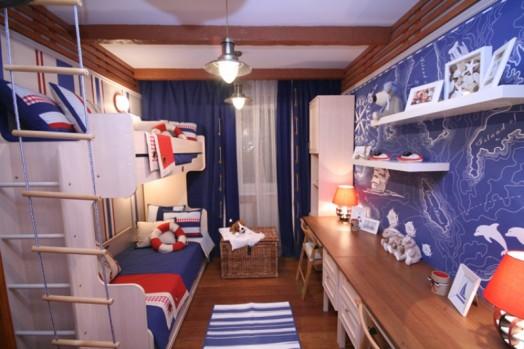 marine zimmer design interieur jungen kinder