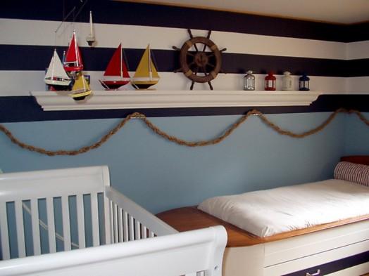 Marine Zimmer Interieurs jungen schiffe