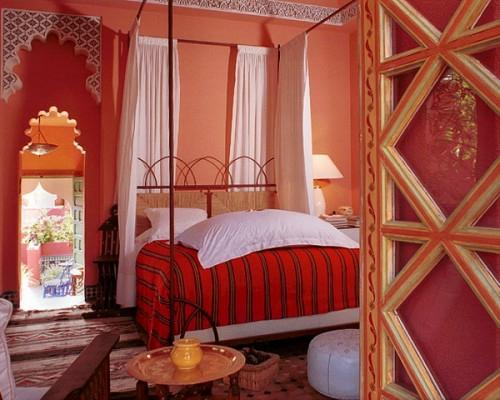 15 marokkanische schlafzimmer deko ideen orientalische ausstattung