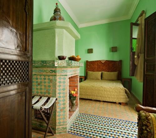 Orientalische Deko Schlafzimmer: Marokkanische Schlafzimmer Deko Ideen