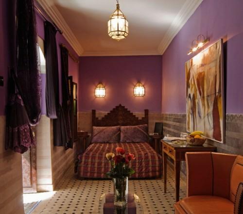 marokkanische schlafzimmer deko ideen 15 interieurs aus dem orient. Black Bedroom Furniture Sets. Home Design Ideas