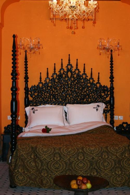 Schlafzimmer Orient Stil : Moroccan Bedroom Design Ideas