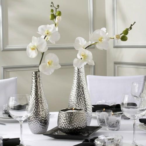 Dekoration  Dekoration mit Orchideen - 14 exklusive, erfrischende Ideen