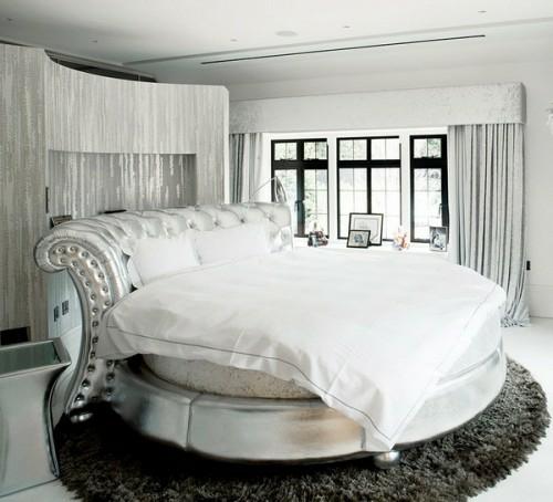 Auserlesen Schlafzimmer Luxus Modern Zugluft