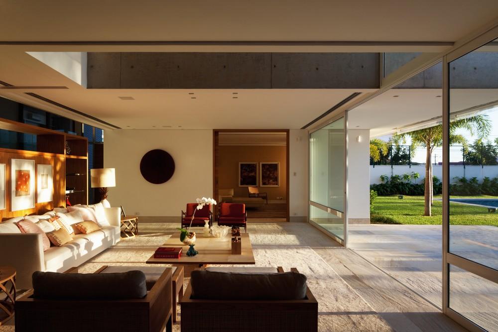 luxus wohnzimmer modern:weitere wunderschöne, moderne, Luxus Interieur Ideen fürs Wohnzimmer
