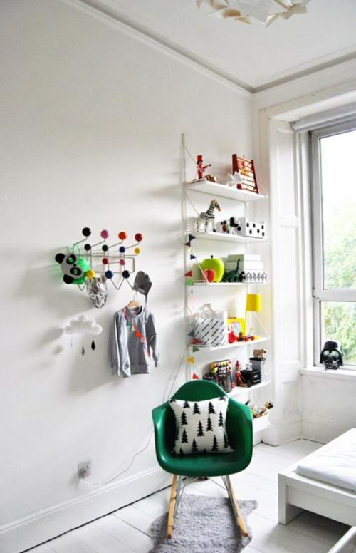 Modernes kinderzimmer interieur kompakte design idee for Kinderzimmer modern