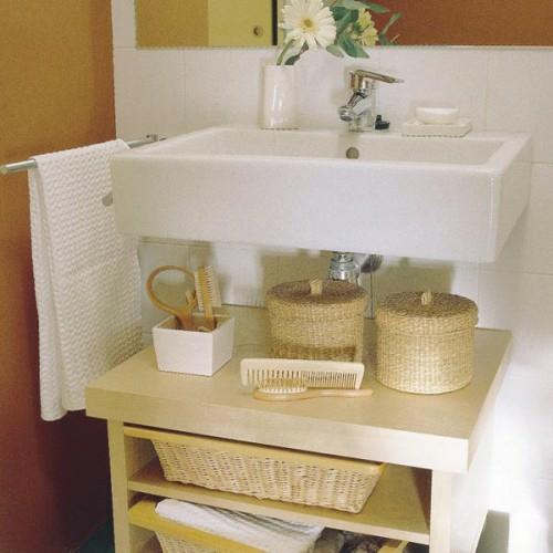 Außergewöhnlich 23 Kreative Tipps Zur Aufbewahrung Und Ordnung Im Badezimmer ...