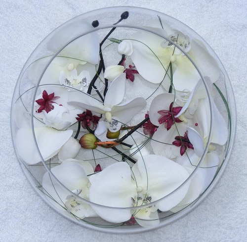 Tischdeko mit orchideen veredeln ihren festtag - Orchideen deko ...