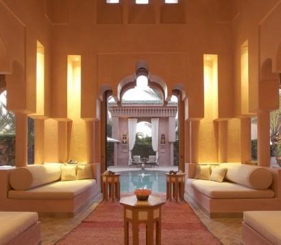 22 marokkanische Wohnzimmer Deko Ideen-Einrichtungsstil aus ...