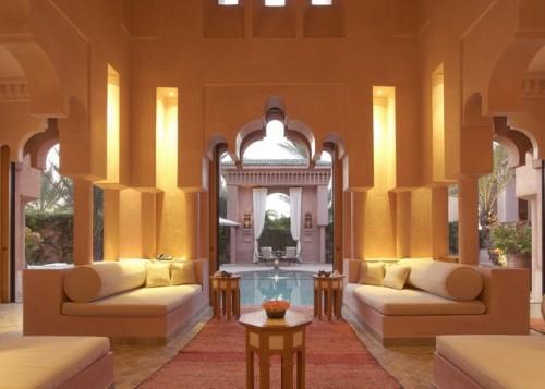 orientalische wohnzimmer – progo, Wohnzimmer
