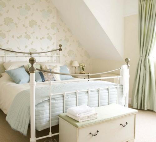 Dachgeschoss Ideen : Tolle und behagliche schlafzimmer im dachgeschoss ...