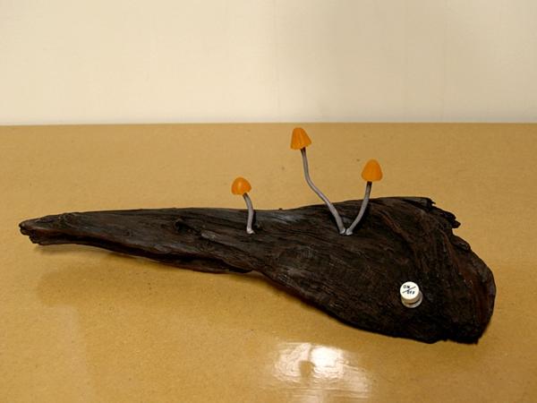 pilzförmige lichtdiode beleuchtung designer deko idee