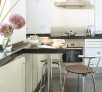 10 praktische Esstisch Ideen für Ihre kompakte Küche